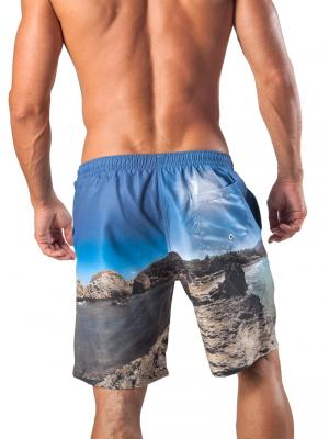 Geronimo Board Shorts, Item number: 1565p4 Boardshort, Color: Multi, photo 4