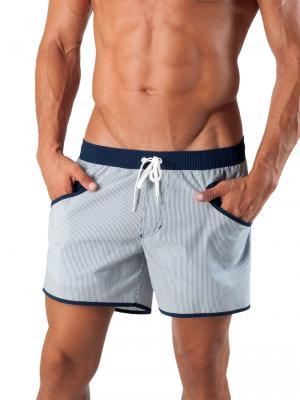 Geronimo Swim Shorts, Item number: 1540p1 Navy Swim Short, Color: Blue, photo 1