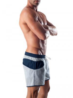 Geronimo Swim Shorts, Item number: 1540p1 Navy Swim Short, Color: Blue, photo 3