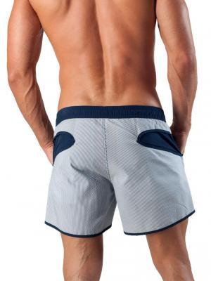 Geronimo Swim Shorts, Item number: 1540p1 Navy Swim Short, Color: Blue, photo 5