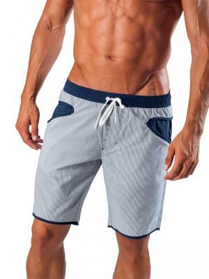 Geronimo Board Shorts, Item number: 1540p4 Navy Boardshort, Color: Blue, photo 1