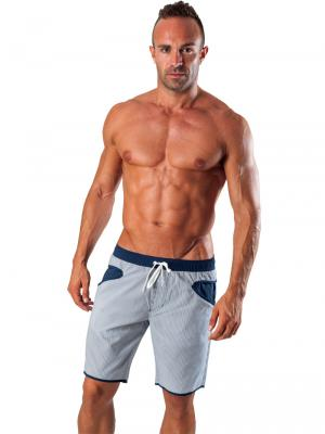 Geronimo Board Shorts, Item number: 1540p4 Navy Boardshort, Color: Blue, photo 2