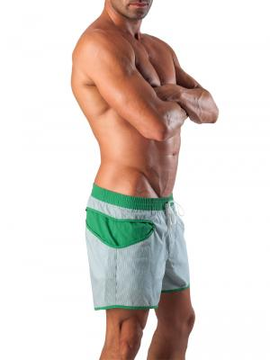 Geronimo Swim Shorts, Item number: 1540p1 Green Swim Short, Color: Green, photo 3