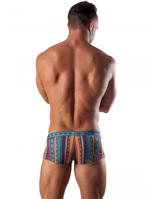 Geronimo Square Shorts, Item number: 1509b2 Party Swim Hipster, Color: Multi, photo 6