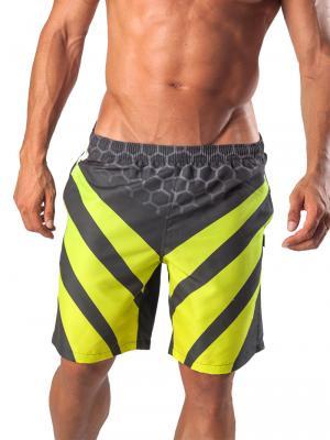 Geronimo Board Shorts, Item number: 1563p4 Boardshorts, Color: Black, photo 1