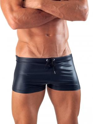 Geronimo Boxers, Item number: 1517b1 Black Swim Trunk, Color: Black, photo 1