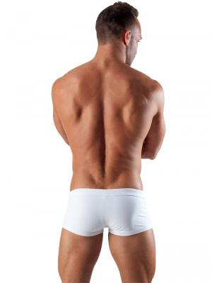 Geronimo Square Shorts, Item number: 1516b2 White Swim Hipster, Color: White, photo 5