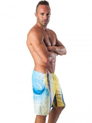 Geronimo Board Shorts, Item number: 1559p4 Boardshorts, Color: Multi, photo 3