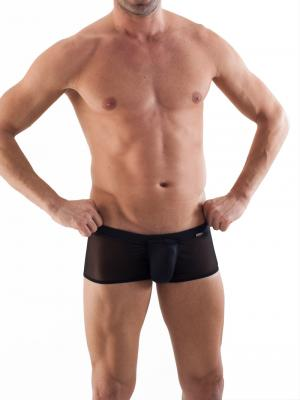 Geronimo Boxers, Item number: 1361b2 Black Reveal Boxer, Color: Black, photo 5