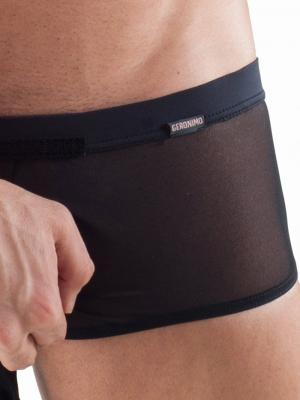 Geronimo Boxers, Item number: 1361b2 Black Reveal Boxer, Color: Black, photo 7