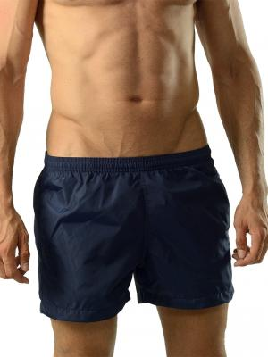 Geronimo Swim Shorts, Item number: 1605p1 Black Swim Shorts, Color: Black, photo 1