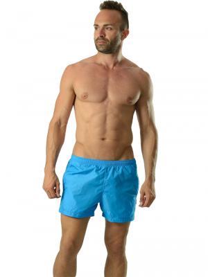 Geronimo Swim Shorts, Item number: 1605p1 Blue Swim Shorts, Color: Blue, photo 2