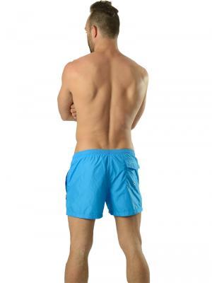 Geronimo Swim Shorts, Item number: 1605p1 Blue Swim Shorts, Color: Blue, photo 5