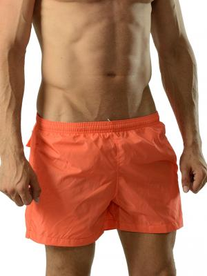 Geronimo Swim Shorts, Item number: 1605p1 Orange Swim Shorts, Color: Orange, photo 1