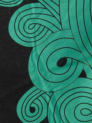 Geronimo Beach Towels, Item number: 1612x1 Green Beach Towel, Color: Green, photo 2