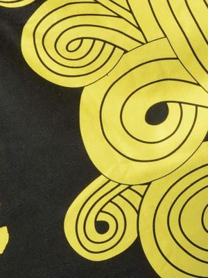 Geronimo Beach Towels, Item number: 1612x1 Yellow Beach Towel, Color: Yellow, photo 2