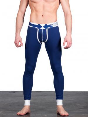Geronimo Leggings, Item number: 1665j6 Navy Blue Leggings, Color: Blue, photo 1