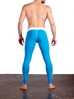 Geronimo Leggings, Item number: 1666j6 Blue Leggings, Color: Blue, photo 6
