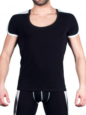 Geronimo T shirt, Item number: 1666t5 Black Mens T-shirt, Color: Black, photo 1