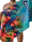 Geronimo, 1715x1 Tropical Beach Towel