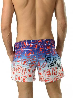 Geronimo Swim Shorts, Item number: 1630p1 Blue Swim Short, Color: Blue, photo 3