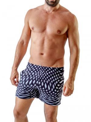 Geronimo Swim Shorts, Item number: 1707p1 Black Swim Short, Color: Black, photo 2