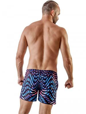 Geronimo Swim Shorts, Item number: 1707p1 Blue Swim Short, Color: Blue, photo 4