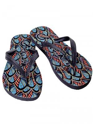 Geronimo Flip Flops, Item number: 1716f1 Flip Flop for Men, Color: Multi, photo 1