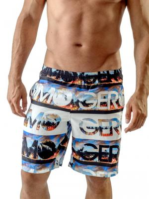 Geronimo Board Shorts, Item number: 1721p4 Boardshorts for Men, Color: Multi, photo 1