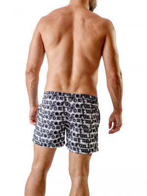 Geronimo Swim Shorts, Item number: 1709p1 Black Swim Short, Color: Black, photo 5