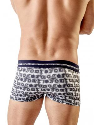 Geronimo Boxers, Item number: 1709b1 Black Swim Trunk, Color: Black, photo 4