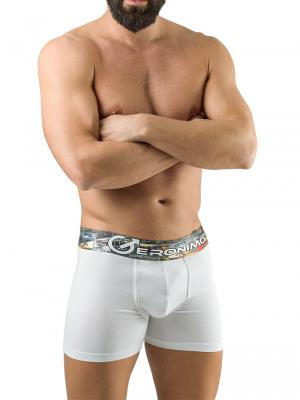 Geronimo Boxers, Item number: 17531b1 White Boxer Brief, Color: White, photo 2