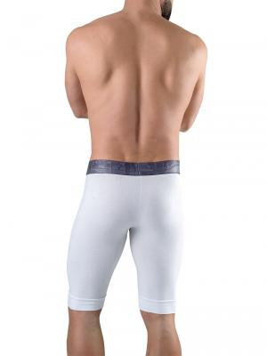 Geronimo Boxers, Item number: 1761b9 White Long Leg Boxer, Color: White, photo 4