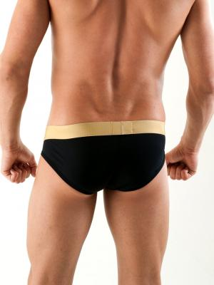 Geronimo Briefs, Item number: 1356s2 Black, Color: Black, photo 4