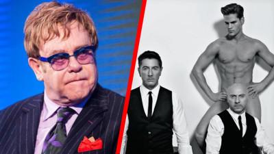 Elton John's Dolce & Gabbana boycott