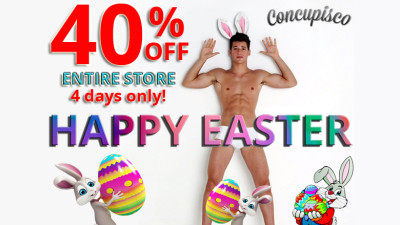 Happy Easter - Get 40% off Entire Store - 4 days only!!!