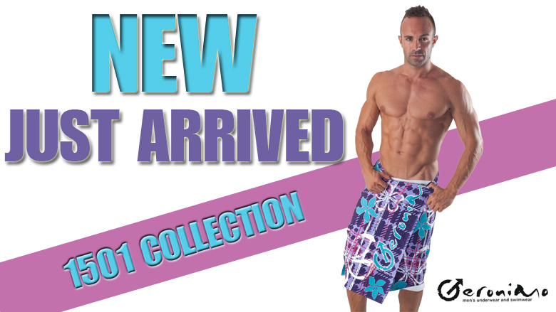 geronimo swimwear 1501 collection