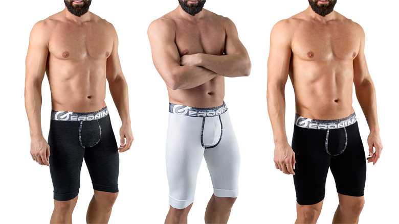 cycle length short boxers for men