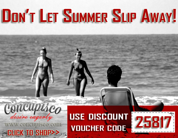 Summer sale on underwear and swimwear for men