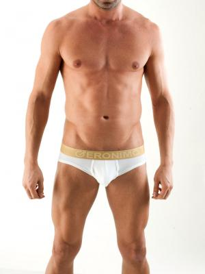Geronimo Briefs, Item number: 1356s2 White, Color: White, photo 2