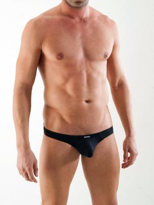 Geronimo Thongs, Item number: 1357s9 Black, Color: Black, photo 6