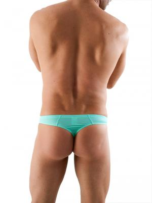 Geronimo Thongs, Item number: 1357s9 Reseda, Color: Green, photo 5