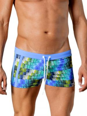 Geronimo Boxers, Item number: 1408b1 Blue, Color: Multi, photo 1
