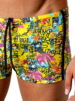 Geronimo Boxers, Item number: 1415b1 Yellow, Color: Multi, photo 3