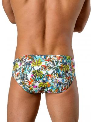 Geronimo Briefs, Item number: 1415s2 White, Color: Multi, photo 4