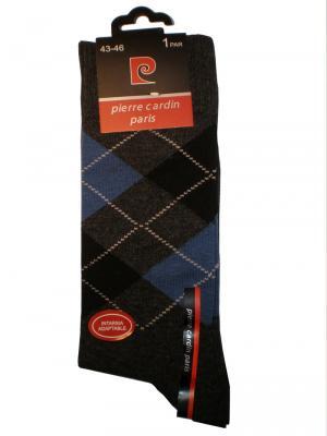 Pierre Cardin Argyle Socks, Item number: PC9-43-46 Dark Grey, Color: Multi, photo 3