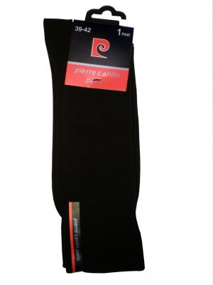 Pierre Cardin Plain Socks, Item number: PC3, Color: Black, photo 2