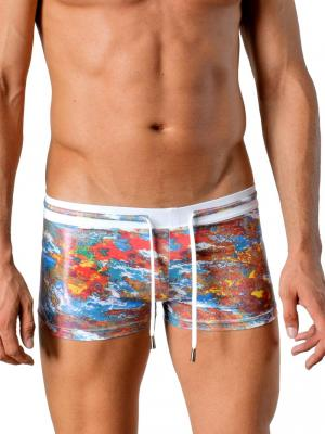 Geronimo Boxers, Item number: 1416b1 White, Color: Multi, photo 1