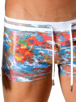 Geronimo Boxers, Item number: 1416b1 White, Color: Multi, photo 4
