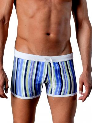Geronimo Swim Shorts, Item number: 1417b1 Blue, Color: Multi, photo 1